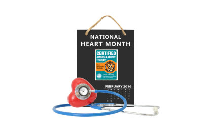 2.18.16 Heart Month Image Heart Board  Cert Small