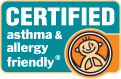 asthma & allergy friendly certification program USA